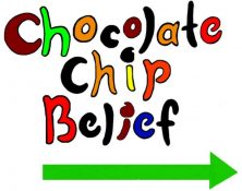 A Chocolate Chip Belief